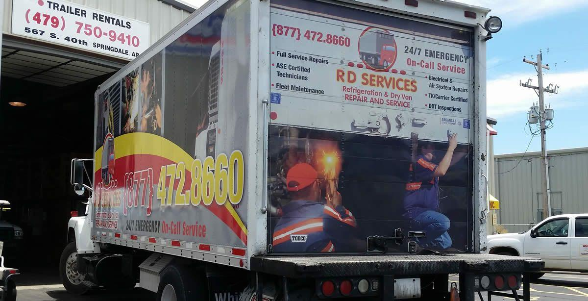 Best in truck & trailer repair