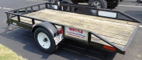 Flat Bed Trailers (Bumper Pulled)